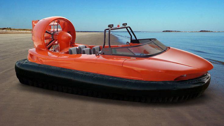 Military hovercraft / commercial / rescue Kaiman AirLift Hovercraft