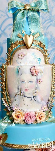 ❇Téa Tosh❇ Marie Antoinette… Let Them Eat Cake