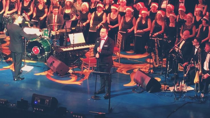 Merry Christmas!  Shane Hampsheir TV  Shane sings with the London Concert Chorus and Firefly! in this Christmas Concert produced and presented by Georg Tormann. Recorded on Apple iPhone at Churchill Theatre Bromley on 18/12/2017.  Please remember to subscribe!  #OHolyNight #Christmas #Bromley #ChurchillTheatre
