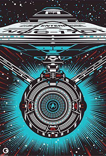 "Star Trek Beyond Movie Hot High Quality Silk Fabric Poster 13x20"" 24x36"" 32x48"""