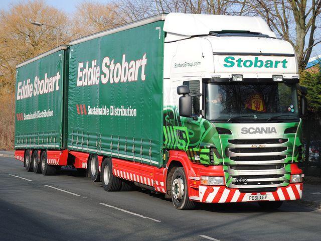 Eddie Stobart PE61AGV (M331 Amy Marie)
