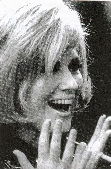 Dusty Springfield ~ Singer, 1939-1999 ~ The owner of one of the most plaintive voices in recent decades, her sometimes tortured life did not prevent her from becoming one of the classiest female solo acts Britain has produced. From 1963 to 1969 she had 10 UK top-10 hits, and is a member of the US Rock and Roll Hall of Fame. Much-missed legend.