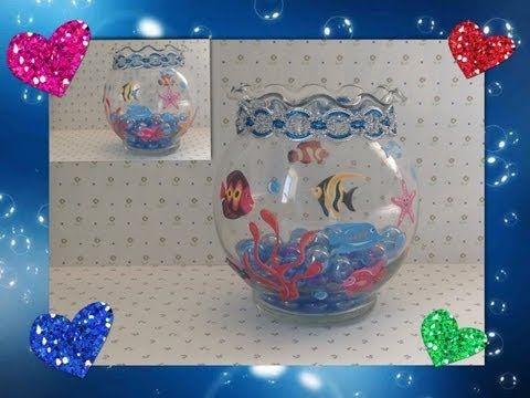 Dulcero la Sirenita fácil y económico, easy birthday bag Ariel, dos modelos - YouTube