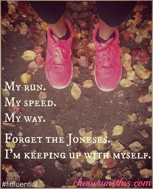 Follow me for more running inspiration!