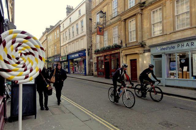 Travel and Lifestyle Diaries Blog: The Bath, England Recap