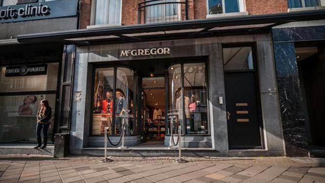 Geen doorstart kledingwinkels McGregor aktuavastgoed.nl