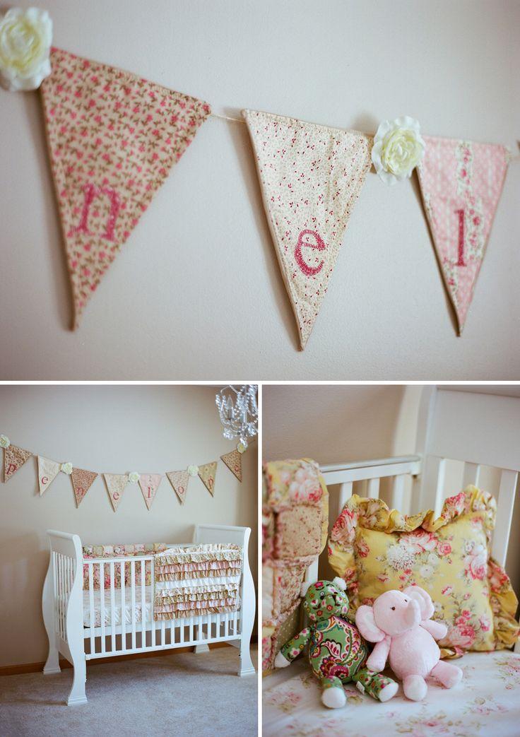 Baby Penelope and Her Sweet Nursery