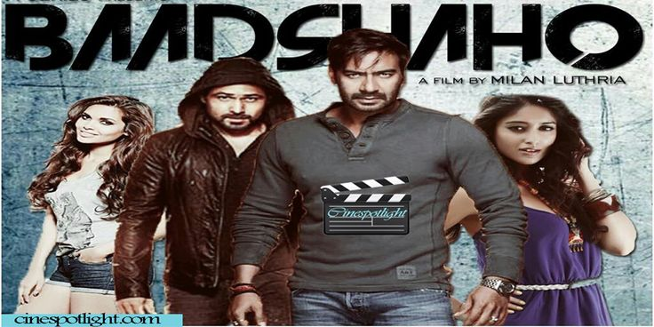 #Baadshaho is an #upcoming Indian #Hindi action thriller #movie. Check out #Baadshaho latest news, videos, photos. Get the entire details of #Baadshaho only at #Cinespotlight.