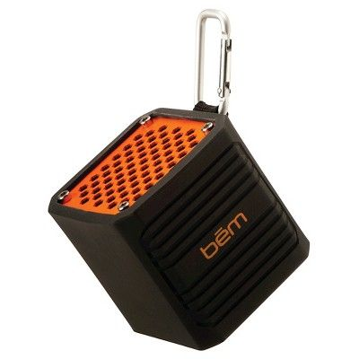 Bem Wireless Outdoor Speaker - Black (EXO200)