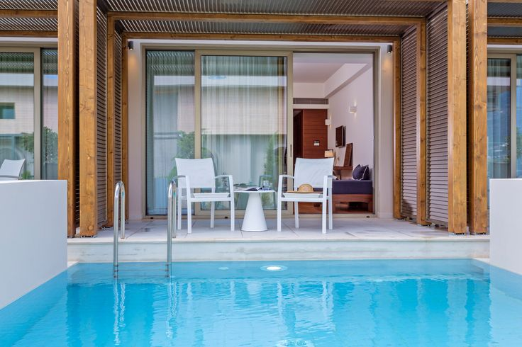 Superior Room with private pool