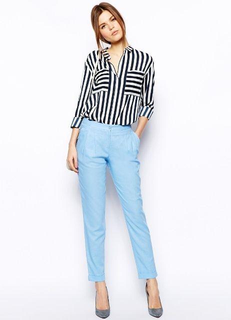 бирюзовые брюки - Поиск в Google