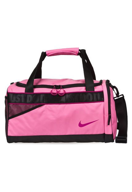 Me encanta! Miralo! Bolso Rosa Nike Varsity Duffel de Nike en Dafiti