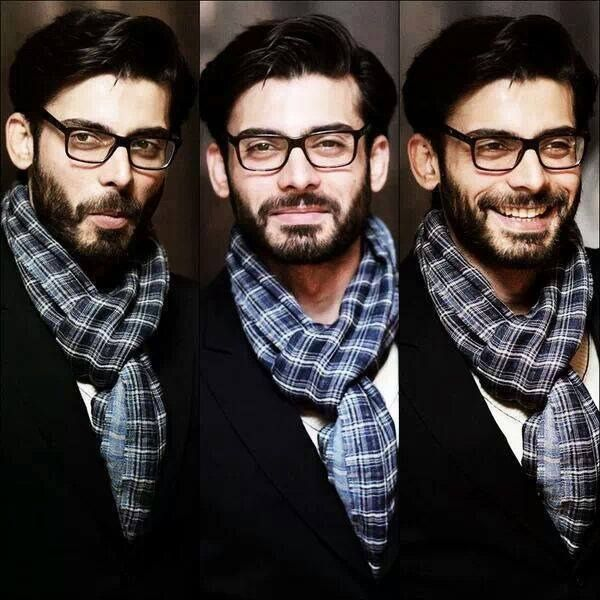 One of the most handsome men in Pakistan. Different expressions of Fawad Khan - Looking good! :D Pinned by Zartashia