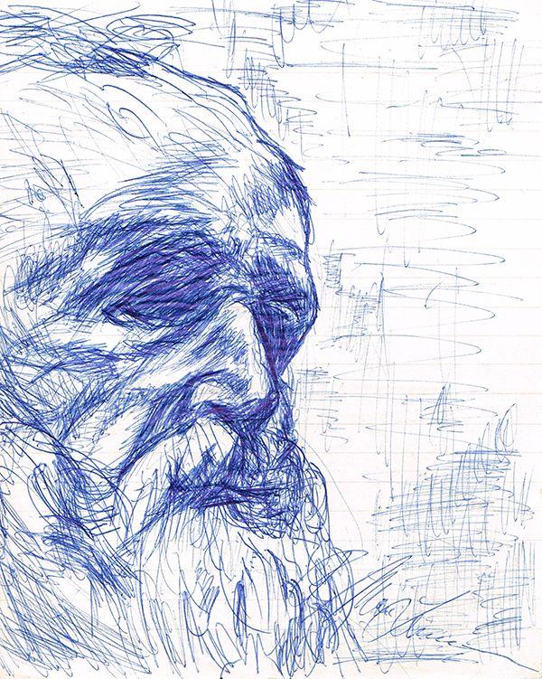 Biro drawing 3