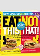 The 10 Worst Fast Food Meals.  I love these books!!