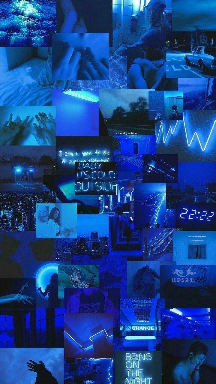 Blue Aesthetic Wallpaper Boys