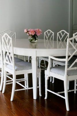 white with light blue nautical reupholstery
