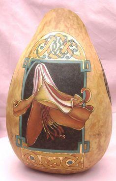 Mark Doolittle Gourd Art   GOURD ART