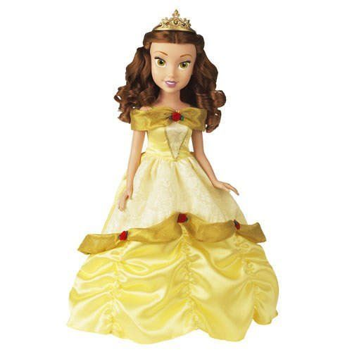 Disney Princess Belle 15 Quot Beautiful Singing Doll New