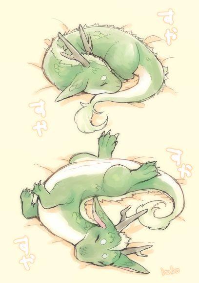 Dragón ❤