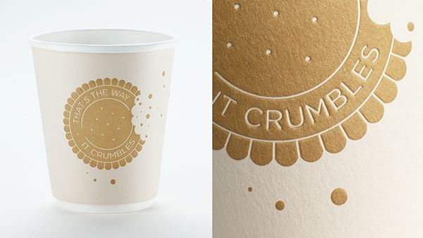 Antalis Paper Cups on Behance