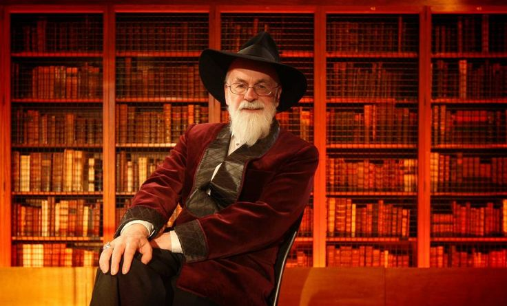 RIP Terry Pratchett 'This I choose to do. If there is a price, this I choose to pay. If it is my death, then I choose to die. Where this takes me, there I choose to go. I choose. This I choose to do.' – Wintersmith
