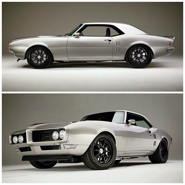 Pontiac Firebird with Forgeline Forged Alloy Wheels