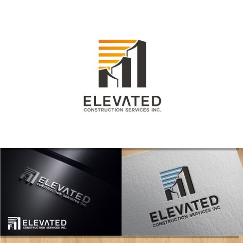 Elevated Construction Services - Create a Simple, Memorable, Enduring, and Versatile logo for Elevated Construction Services