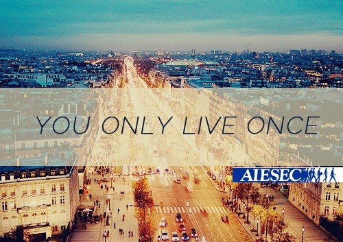 YOLO AIESEC Way
