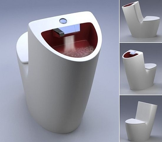 Smart products that make bathrooms water efficient - Promoting Eco Friendly  Lifestyle to Save Enviornment -