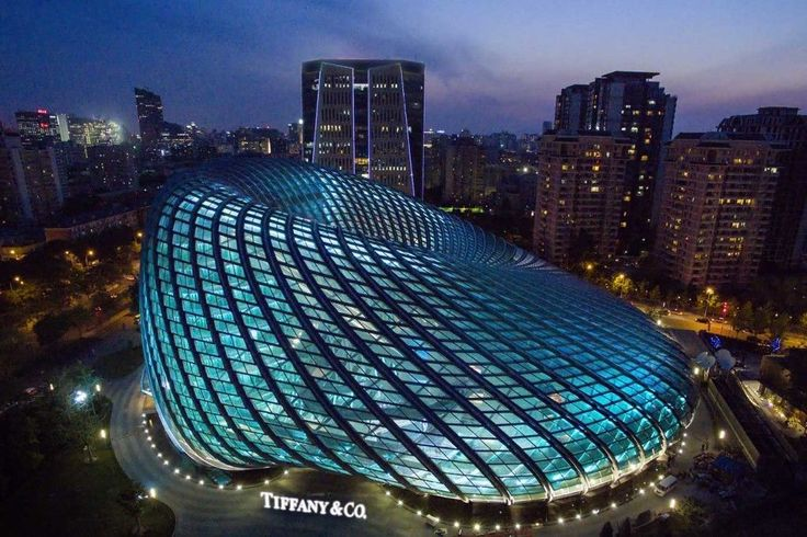 China captures every opportunity to modernize and establish itself internationally, with a touch of international architects to help do that, not unlike cities like New York or Dubai. But Phoenix M…