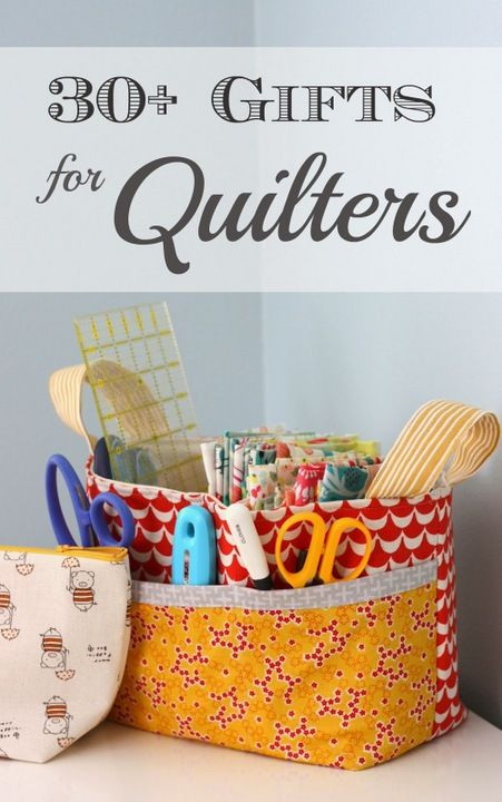 Gifts for Quilters 2014 - Diary of a Quilter - a quilt blog