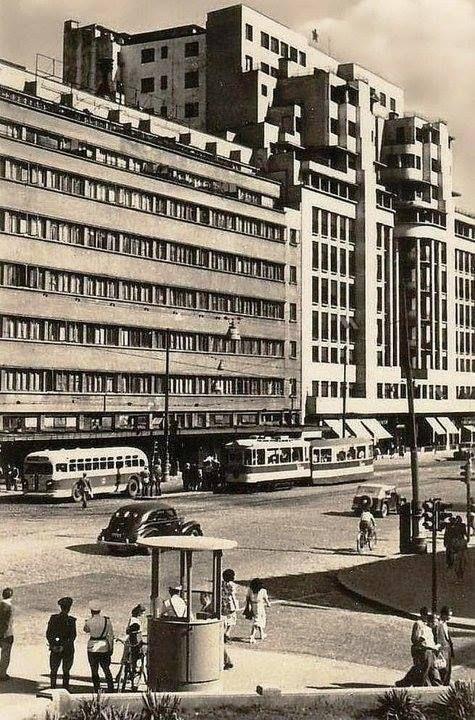 Bucureşti Hotel Ambasador, 1955