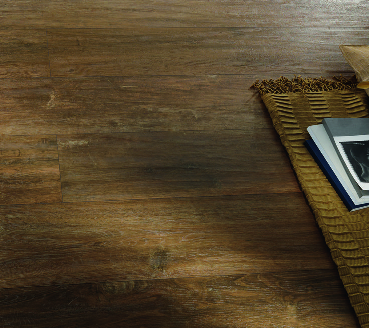 Incredibly authentic slim technology timber-look porcelain tiles. Timber without the headaches!