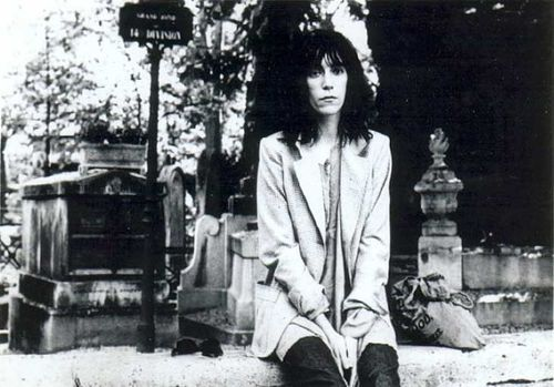 inspiration behind the collection - Patti Smith