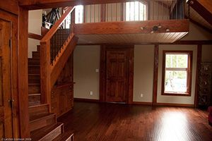 Post and Beam Layout Ideas