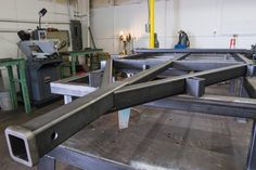 Designing and building the proper frame for any special use trailer took us down a...