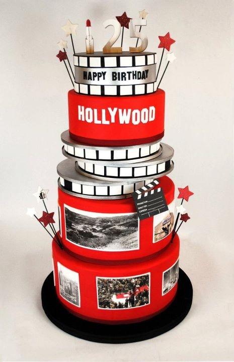 Love, love, love! Charm City Cake's West - Hollywood 125th birthday cake