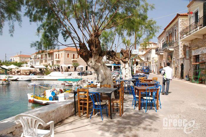 Agios Nikolaos - Selinitsa, Messinias - My dad's village !