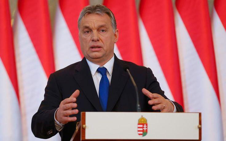 Δημοψήφισμα για το προσφυγικό ανακοίνωσε η Ουγγαρία