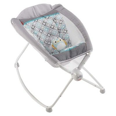 Fisher-Price Owl Rock 'n Play Sleeper : Target Mobile