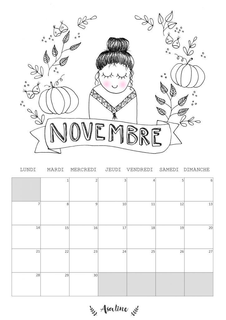 asaline-_calendrier-novembre-2016-a-imprimer-gratuit_printable_noir-et-blanc