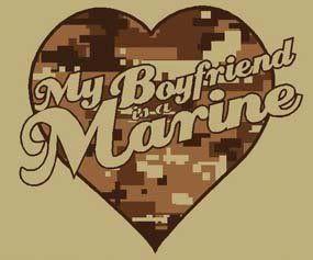 I Love My Marine Boyfriend | marine boyfriend graphics and comments