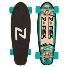 ZFLEX MINI CRUISER BURNT TEAL/BLACK - ZFXMCTB NEW IN STOCK!