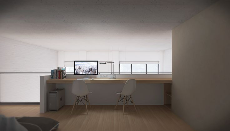Status: COMPETITION SUBMISSION | Size: 700sft / 65sqm | Location: Berlin | Type: Residential