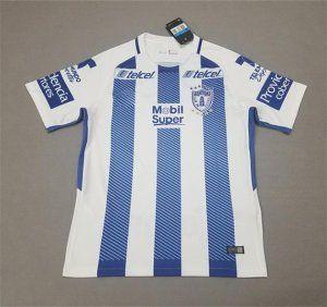 Pachuca CF 2017-18 Season Home Liga MX Shirt Jersey [K667]