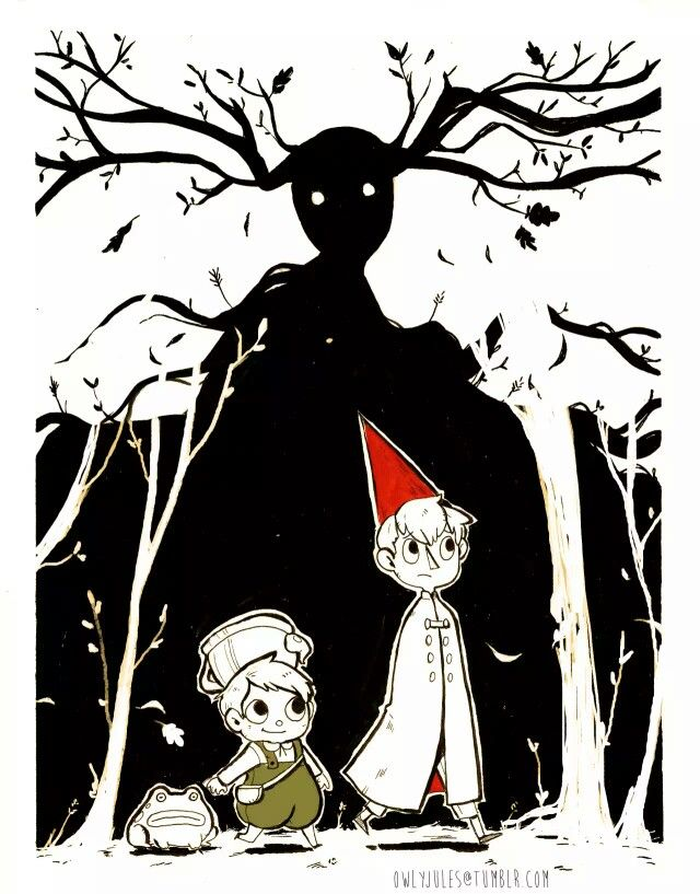 Find This Pin And More On Over The Garden Wall