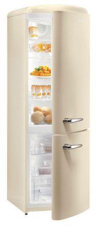 GORENJE RK60359OC Old Timer hűtőszekrény + 3 év garancia