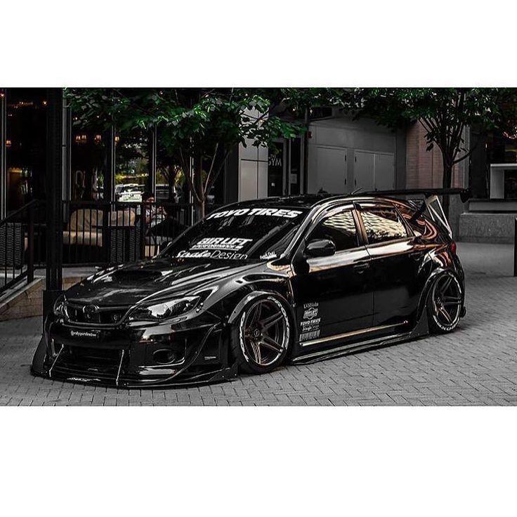 Subaru WRX Hatch