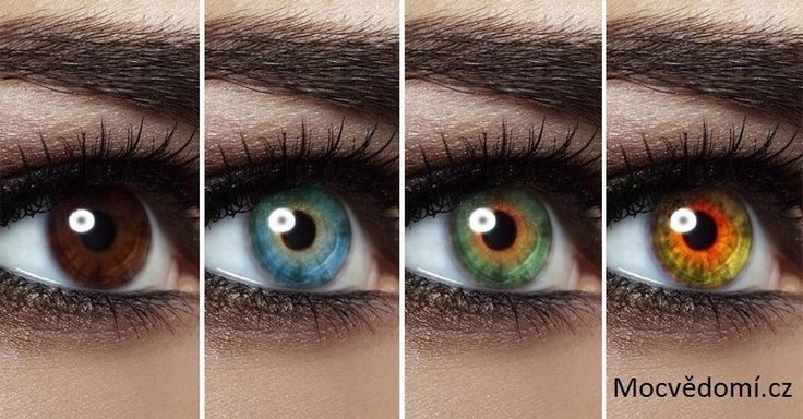 Dnešní vědci odhalili souvislost mezi barvou očí a typem osobnosti. Jakou barvu očí máte vy? Zjistěte, jaké charakteristické vlastnosti máte.